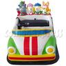 Naughty Animal Battery Car