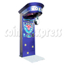 Boxer Punch Machine (Metalic)