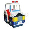 Screen Police Wagon Kiddie Ride