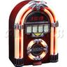 Radio Juke Box - 2 with Led Clock