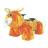 Orange Rabbit Walking Animal