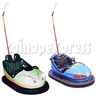 Bumper Car - Overhead Power System (Bright Series - 6 Cars Full Set)