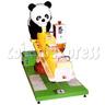 Shake It Up Panda Kiddie Ride
