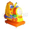 Teapot Train Kiddie Ride