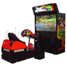 Fast and Furious Arcade Machine DX Version