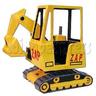 Excavator Kiddie Ride
