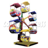 Zamperla Mini Ferris Wheel (6 Arms with Roof)