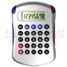 8 Digital Compact Calculator with 2 Pens
