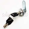Cam Door Lock with Key (25mm)