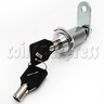 Cam Door Lock with Key (28mm)