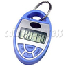 Solar Power UV Detector with Keyring