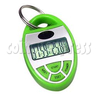 Solar Power UV Detector with Timer and Keyring
