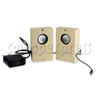 Mini Woodiness Amplifier With Speaker