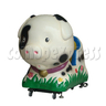 Video Kiddie Ride - Spotted Pig
