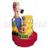 Clown Train Kiddie Rides