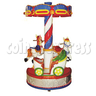 Horse and Carriage Carousel (3 players)