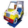 Teddy Ice Cream kiddie ride