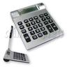 12 Digit Calculator with Pen Holder