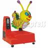 Giant Caterpillar Kiddie Ride