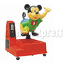 Volleyball Mouse Kiddie Ride