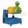 The Masked Turtle Kiddie Ride