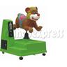 Leo the Lion Kiddie Ride