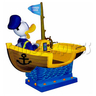 Donald and boat Kiddie Ride