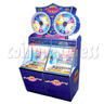 Wheel of Ticket Coin Pusher