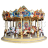 Carrousel Horse 16 players