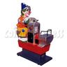Clown See Saw kiddie ride