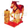Vivid Horse Kiddie Ride