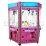Giant Fun crane machine (6 players)