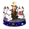 Carousel Dog Kiddie Ride (3 players)