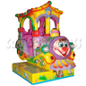 Happy Clown Kiddie Ride (2 players)