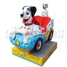 Dalmatian Kiddie Ride (2 players)