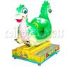 Dino Green Kiddie Ride (2 players)