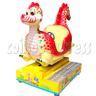 Dino Red Kiddie Ride (2 players)