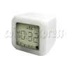 7 Color Changing Speaking Desk Clock