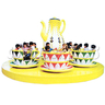 Mini Tea Cup-Tea Pot Theme