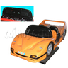 ZAP50 Sport Car Kiddie Ride (with Monitor)