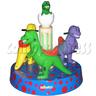 Triple Dino Carousel
