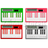 8 Digital Piano Calculator