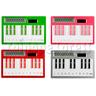 8 Digital Piano Calculator