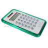 8 Digital Calculator With Soft Plastic Keys