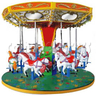 Horse Carousel for children (12 players)