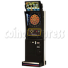 Electronic Dart Machine With Advertising Screen