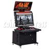 Noir Namco Arcade cabinet