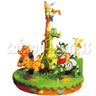 Robin animal carousel (5 players)