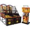 Street Basketball twin machine with server