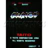 Arkanoid Arcade PCB
